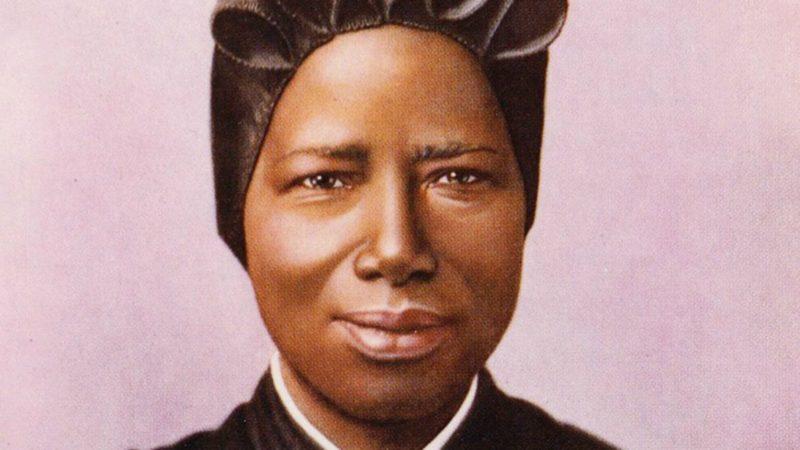 Sainte Joséphine Bakhita,  patronne des victimes de la traite des êtres humains | wikipedia