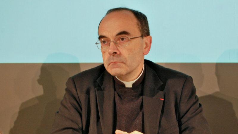 Mgr Philippe Barbarin, archevêque de Lyon  | © Jacques Berset