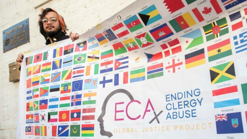Les associations de victimes d'abus dans l'Eglise demandent des mesures concrètes   © Antoine Mekary/I.MEDIA images