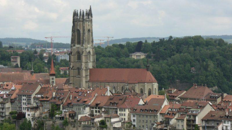 Le diocèse de Lausanne, Genève et Fribourg est à la pointe de la prévention contre les abus sexuels | © Bernard Bovigny