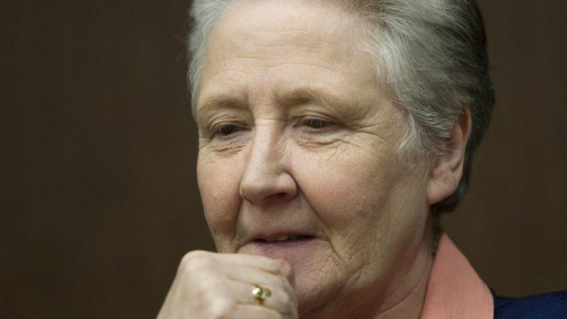 Marie Collins a été membre de la commission pontificale pour la protection des mineurs | © AP Andrew Medichini/Keystone