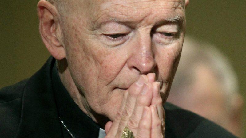 Theodore McCarrick a été à la tête de l'archidiocèse de Washington de 2000 à 2006 | © AP Patrick Semansky/Keystone
