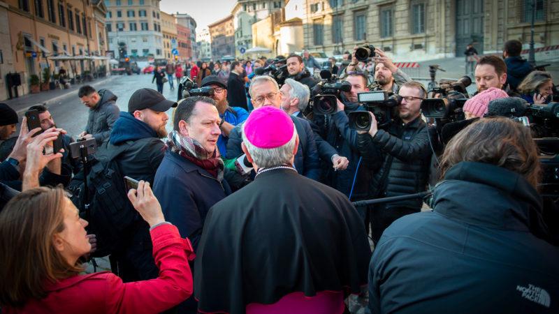 L'exercice d'humilité auquel le pape invite l'Eglise est salutaire | © Antoine Mekary | ALETEIA | I.Media