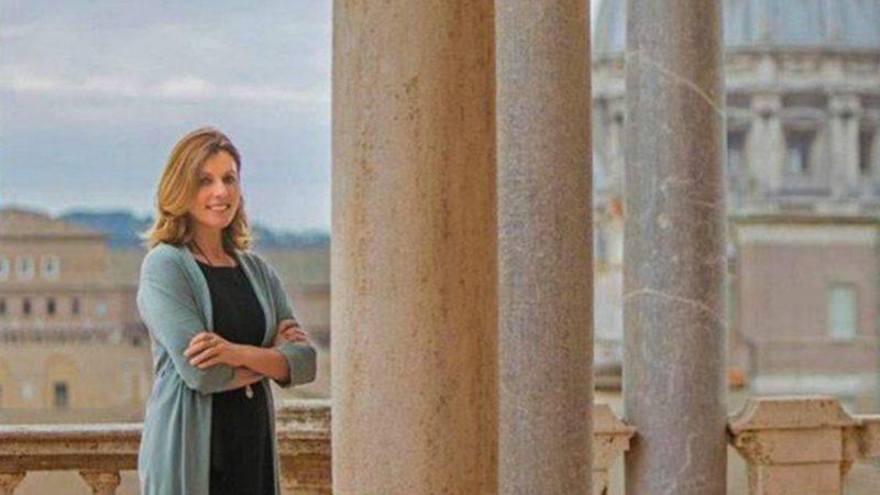 Barbara Jatta, directrice des Musées du Vatican | © Vatican Media