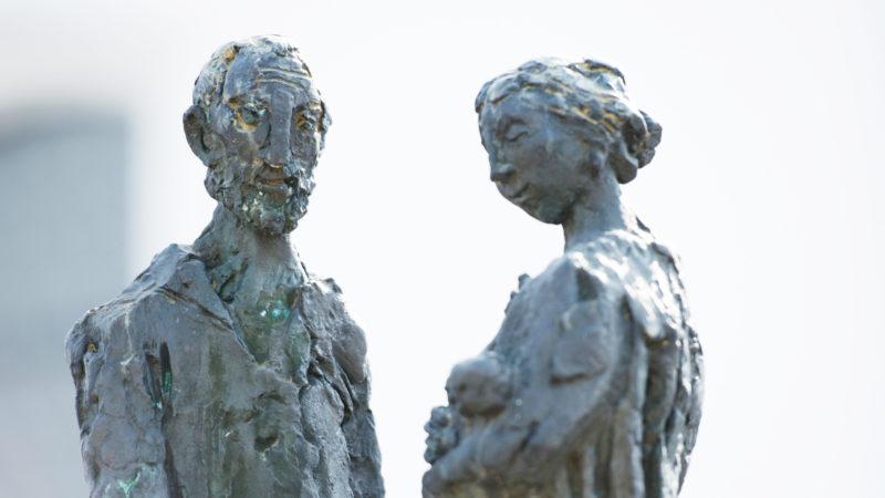 Dorothée et Nicolas de Flüe seront-ils vénérés ensemble? | © Association pour les 600 ans de Nicolas de Flüe/Sibylle Kathriner