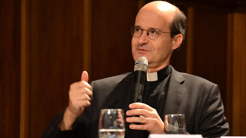 Martin Grichting, vicaire général du diocèse de Coire   © Regula Pfeifer