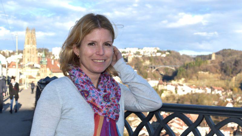Dorothée Thévenaz Gygax, responsable de formation à Action de Carême | © Jacques Berset