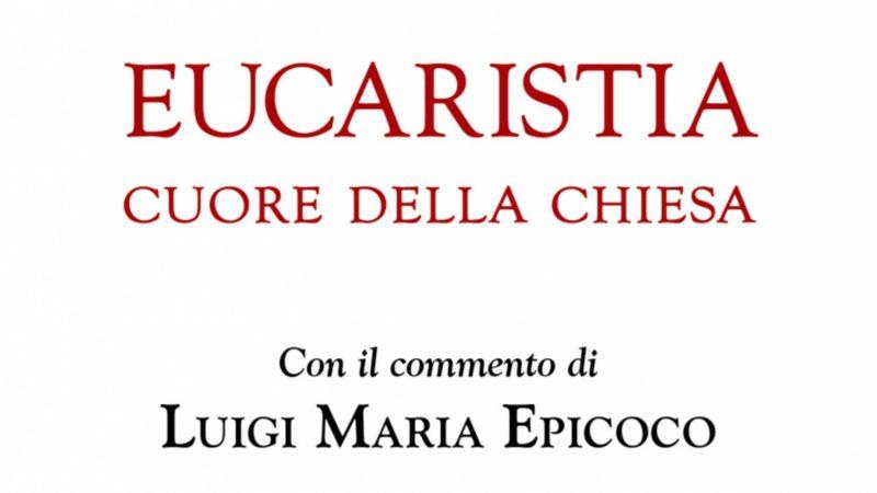 Eucharistie -  Coeur de l'Eglise Livres reprenant les catéchèses du pape François sur la messe