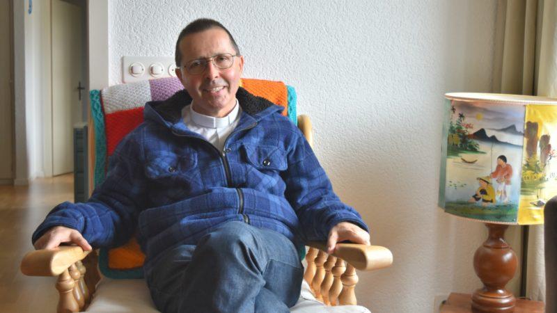 L'abbé Joël Pralong, directeur du séminaire de Sion à Givisez | © Jacques Berset