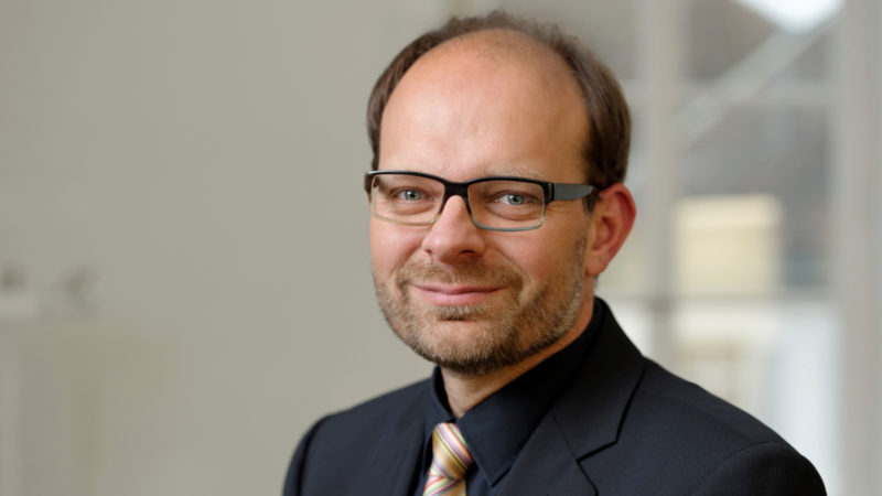 Luc Humbel, président de la Conférence centrale catholique romaine de Suisse | DR