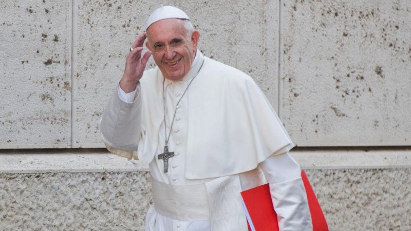 Selon Alessandro Gisotti, le pape a fait preuve d'un courage prophétique. | © Flickr/Mazur/CC BY-NC-SA 2.0