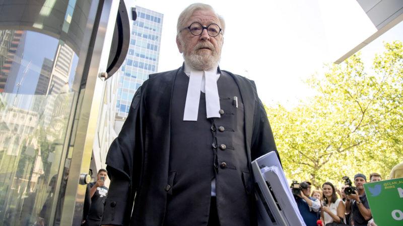 Robert Richter, avocat du cardinal Pell, a décidé de ne pas défendre son client en appel. | © Keystone