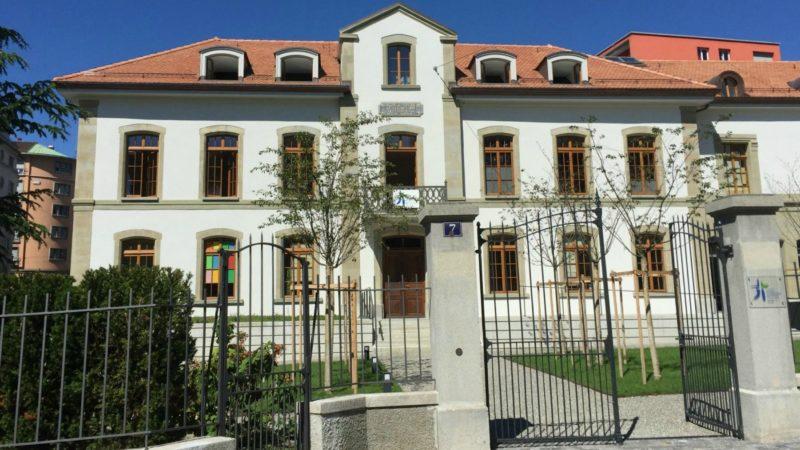 La Maison des Cèdres, siège de l'EERV, à Lausanne | © Laurence Villoz/ Protestinfo