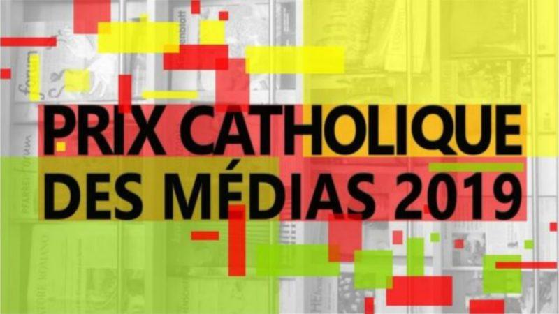 La distinction dotée de 5'000 francs a pour but de manifester l'intérêt de l'Eglise catholique pour les médias