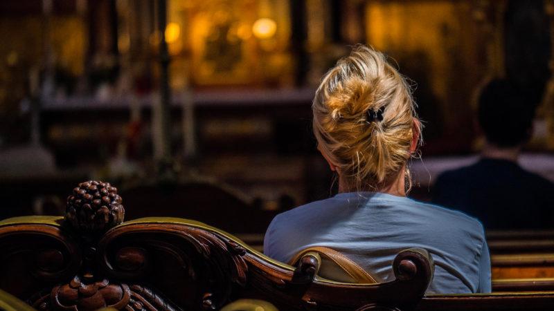 Pour les catholiques pratiquants, parler des abus sexuels est une nécessité |©Pixabay