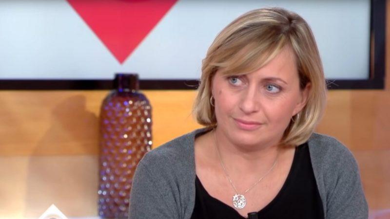 Katia Chapoutier: La vie après le suicide d'un proche | capture d'écran France 5
