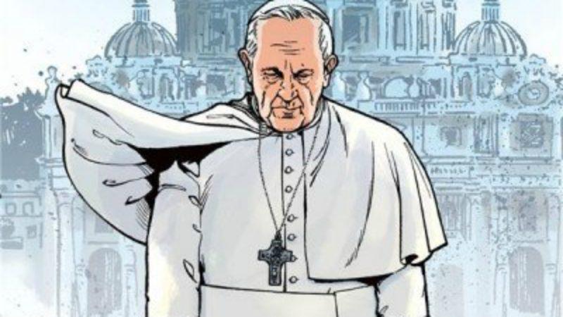 François Des favelas au trône de Saint Pierre, un destin extraordinaire, aux éditions Les Arènes