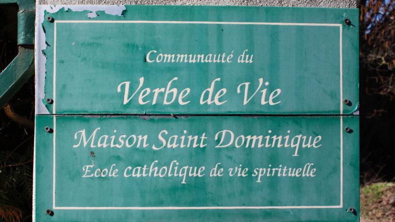 La communauté du Verbe de Vie s'est installée à Pensier en 1993 | © Bernard Litzler