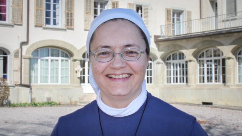 Soeur Teresa vit dans la communauté du Verbe de Vie une vie de simplicité | © Bernard Litzler