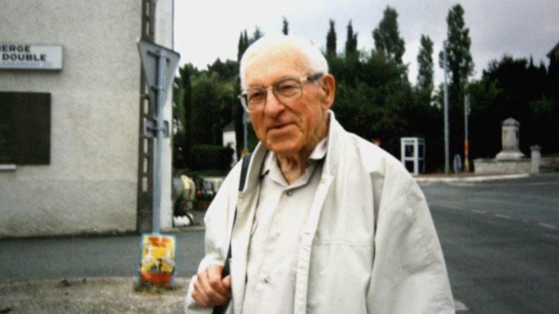 Jacques Loew, surnommé le 'docker de Dieu' | © MOPP