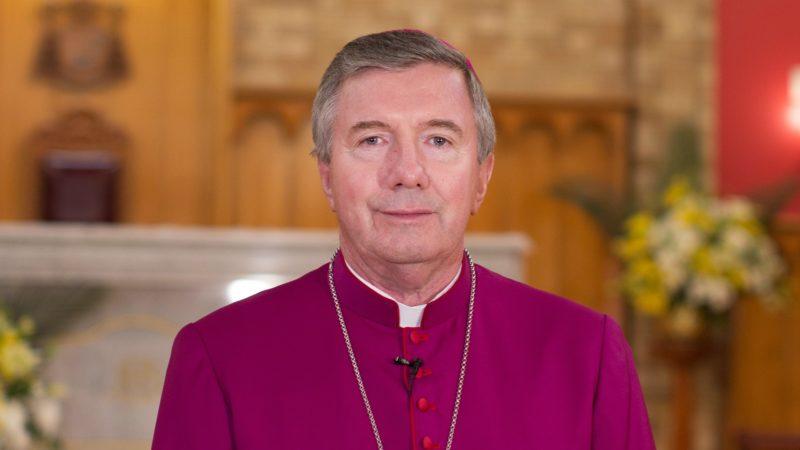 Mgr Christopher Prowse, archevêque de Canberra et Goulburn, s'oppose à la levée du secret de la confession | ©  cgcatholic.org.au