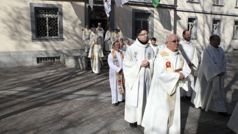 Les nominations du diocèse de Sion entreront en vigueur le 1er septembre 2019. | © B. Hallet