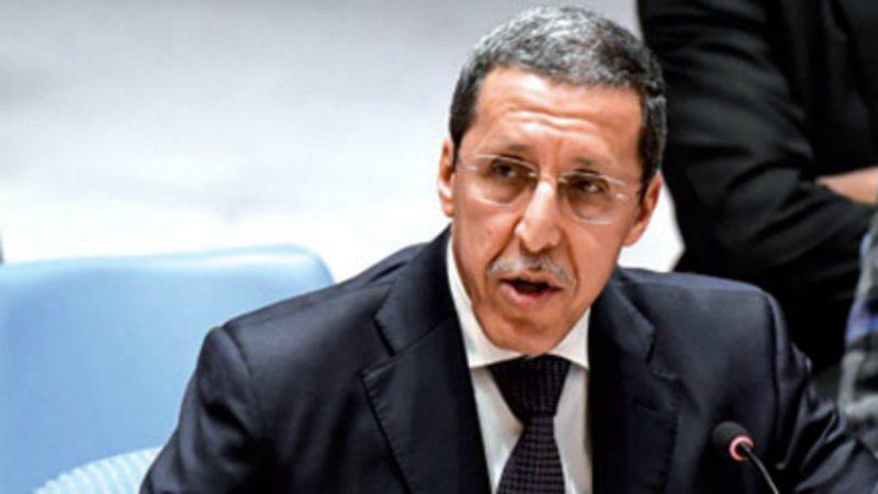 Omar Hilale, représentant permanent du Maroc aux Nations Unies à New York | © lematin.ma