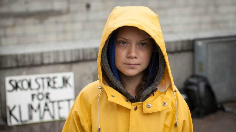 Greta Thunberg a lancé la grève contre le réchauffement climatique | © Anders Hellberg/Wikimedia/CC BY-SA 4.0