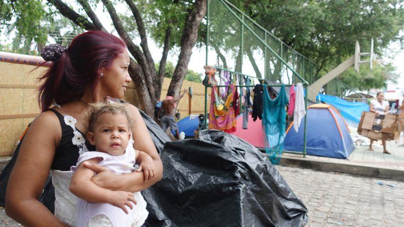 Migrants vénézuéliens à Boa Vista, au Brésil | © Jean-Claude Gerez