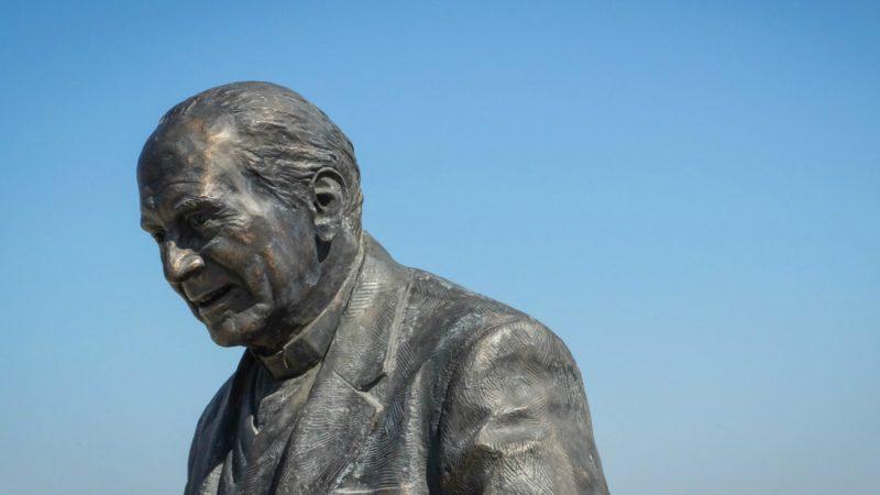 La statue de Renato Poblete, à Santiago du Chili, sera fondue | © Constanza Lopez/Flickr/CC BY-NC-ND 2.0