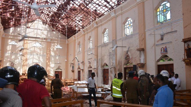 Un attentat terroriste a fait 91 morts le dimanche de Pâques 2019, à l'église Saint Sebastien de Negombo, au Sri Lanka | © Archidiocese of Colombo