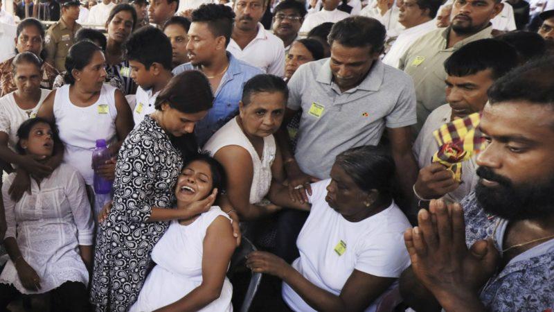 Au Sri Lanka, les attentats ont endeuillé de nombreuses familles   © Keystone