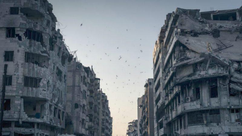 Des millions de bâtiments ont été détruits en Syrie   © Jordi Bernabeu Farrus/Flickr/CC BY 2.0