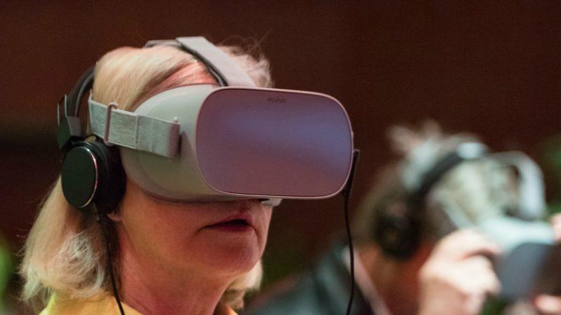 La réalité immersive permettra aux personnes âgées de suivre la messe sans se déplacer   photo d'illustration © Audrey Gemignani/NASA/Flickr/CC BY-NC-ND 2.0