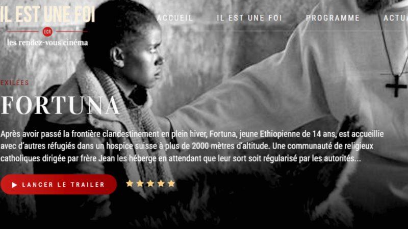 Genève 5e édition des rendez-vous cinéma de l'ECR 'IL EST UNE FOI'