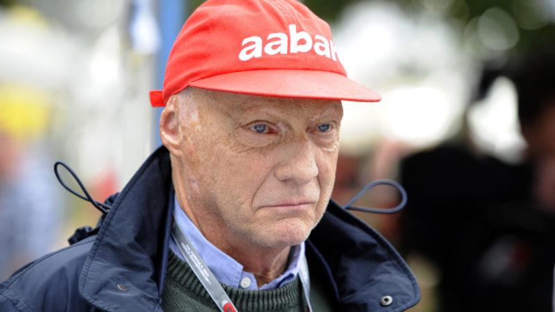 Niki Lauda est décédé le 20 mai 2019 à l'âge de 70 ans. | © Keystone