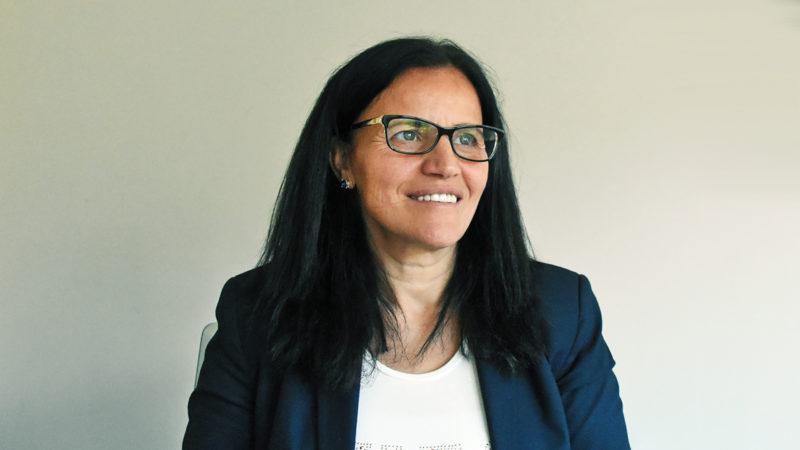 Sara Medjmadj: praticienne en clinique et pratiquante en islam | © Grégory Roth