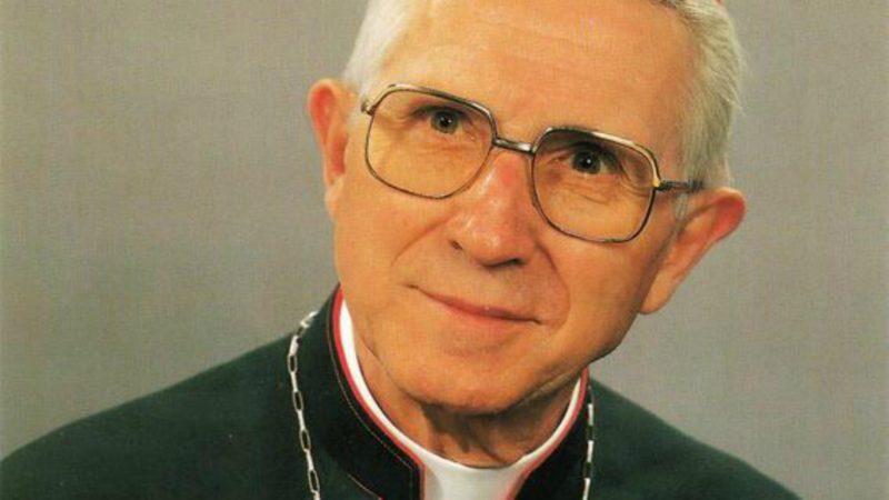 Mgr Amédée Grab est décédé le 19 mai 2019 | © Conférence des évêques suisses