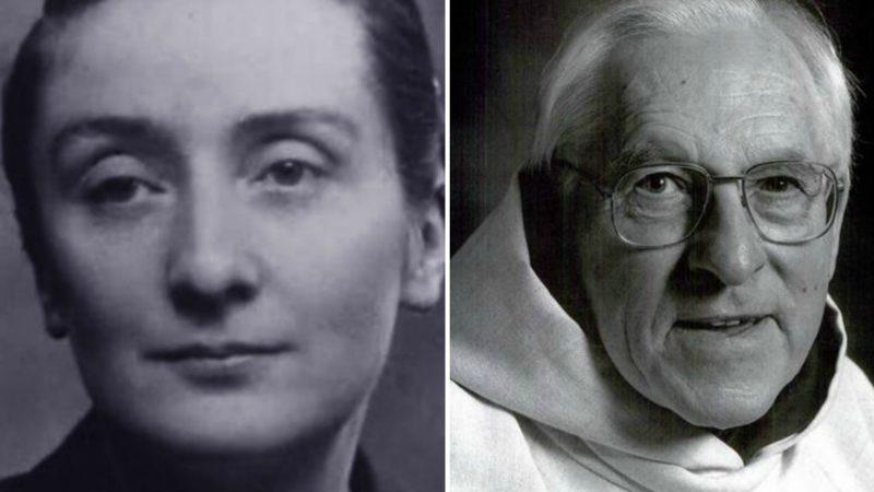Madeleine Delbrêl et Jacques Loew étaient très engagés auprès des classes populaires | dr. + © MOPP