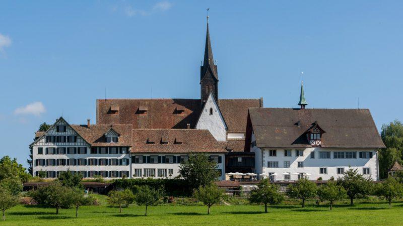 Le couvent de Kappel (ZH) accueillera la délégation de la Communion mondiale des Eglises réformées (CMER) | © Roland Zumbuehl/wikimedia/CC BY-SA 4.0