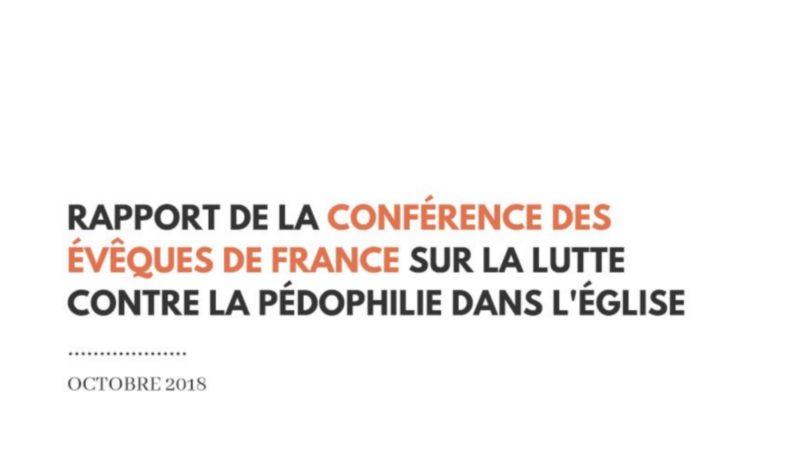 Selon la mission d'information du Sénat, l'Eglise de France a fait une vraie prise de conscience
