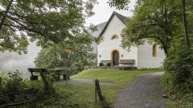 La chapelle de Saint-Jacques à Blatt (VS) | service de presse Thomas Andenmatten