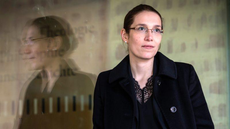 La théologienne allemande Doris Wagner dénonce les abus dans l'Eglise   © KNA