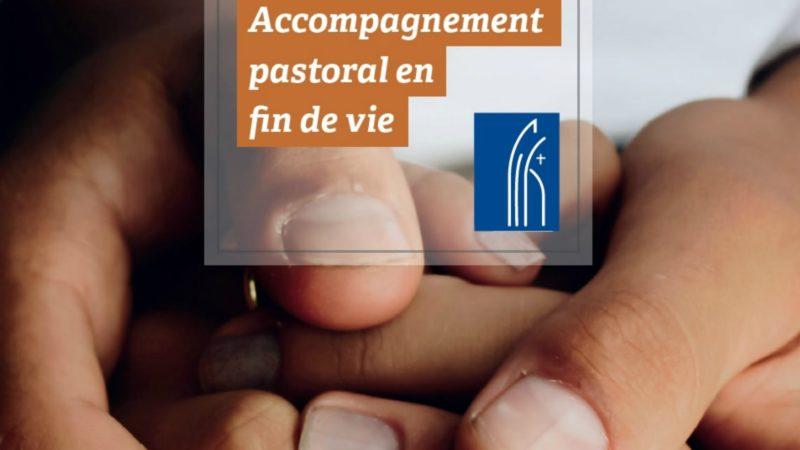 Belgique Document 'Je te prends par la main - Accompagnement pastoral en fin de vie'