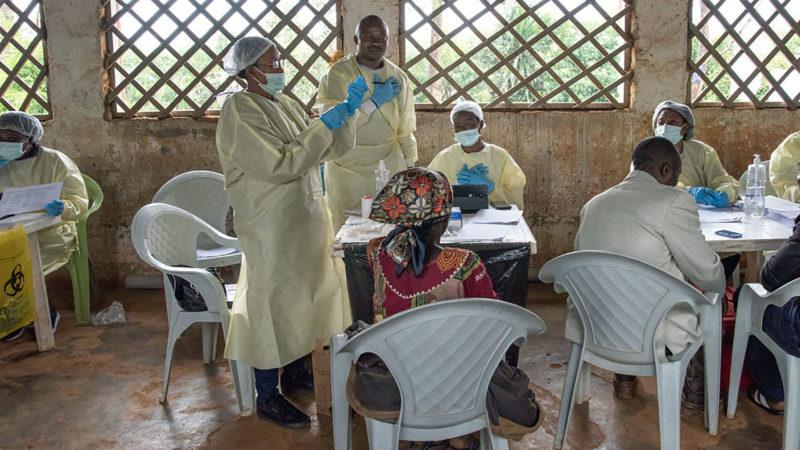 L'épidémie du virus Ebola a franchi la barre des 2000 cas, dont 1218 décès. | © OMS/Lindsay Mackenzie