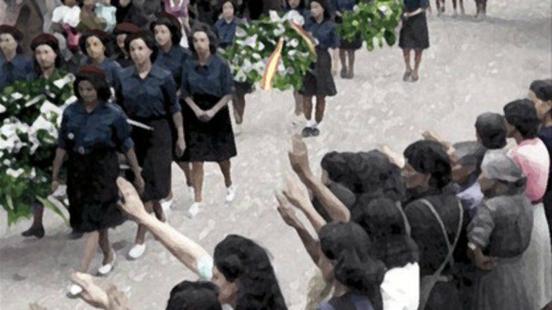 Femmes phalangistes et militantes de l'Action catholique espagnole | www.religionenlibertad.com