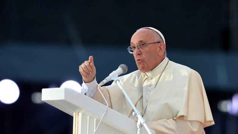 Pour le pape François, l'unité est au cœur de l'ADN de la communauté chrétienne | © Mazur/episkopat.pl