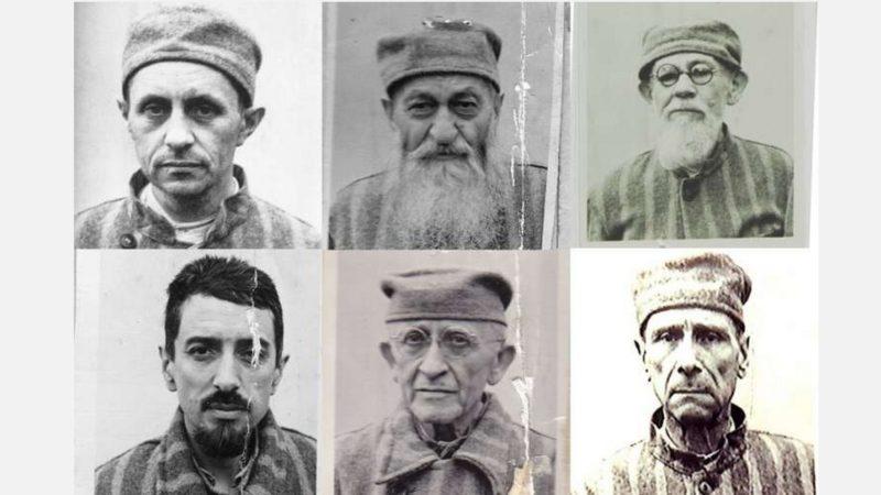 Six des sept évêques gréco-catholiques roumains martyrs béatifiés le 2 juin 2019   domaine public