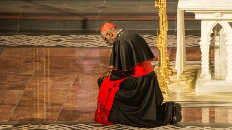Le cardinal Robert Sarah est préfet de la Congrégation pour le culte divin et la discipline des sacrements | © michael_swan/Flickr/CC BY-ND 2.0