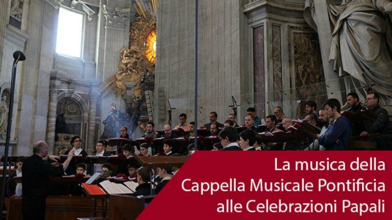 Chœur de la chapelle Sixtine | www.cappellamusicalepontificia.va